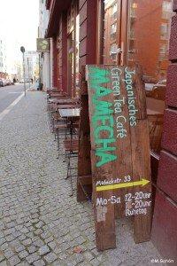 Grüntee Café Mamecha Berlin Öffnungszeiten