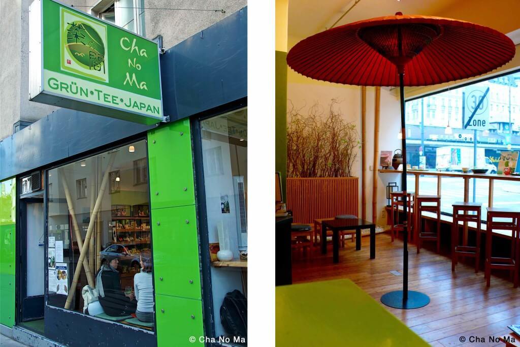 Cha no Ma Wien Matcha Cafe