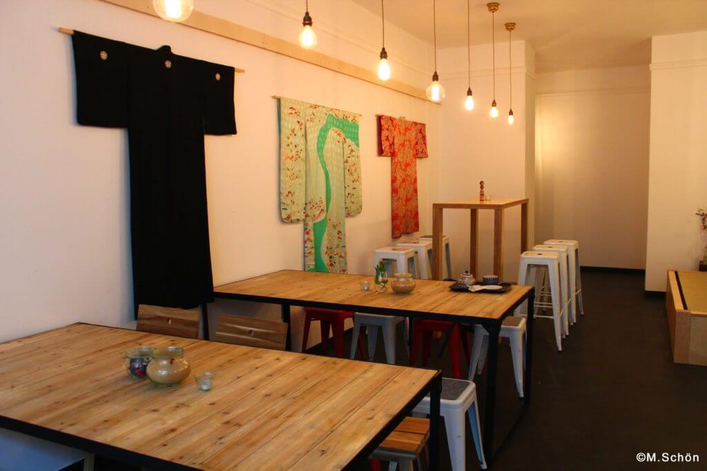 Kame Berlin - japanische Bäckerei mit Café