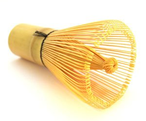 chasen bambus besen zum rühren von matcha tee