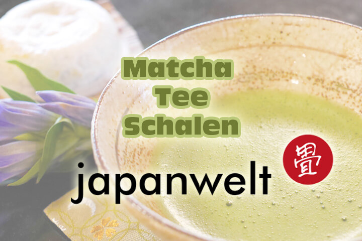Matcha Tee Schalen Kaufen bei Japanwelt