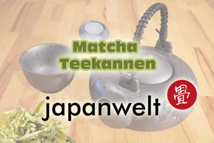 Matcha Teekanne