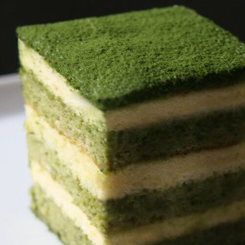 Matcha Tiramisu Mit Aprikose Matcha Tee Besonderer Gruntee Aus Japan