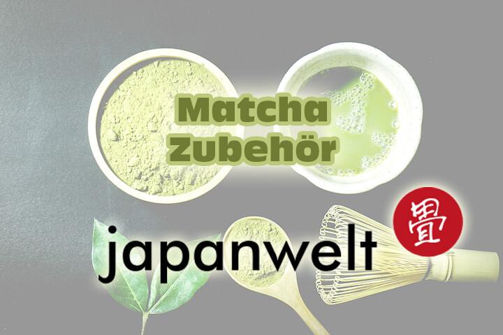 Matcha Zubehör bei Japanwelt kaufen